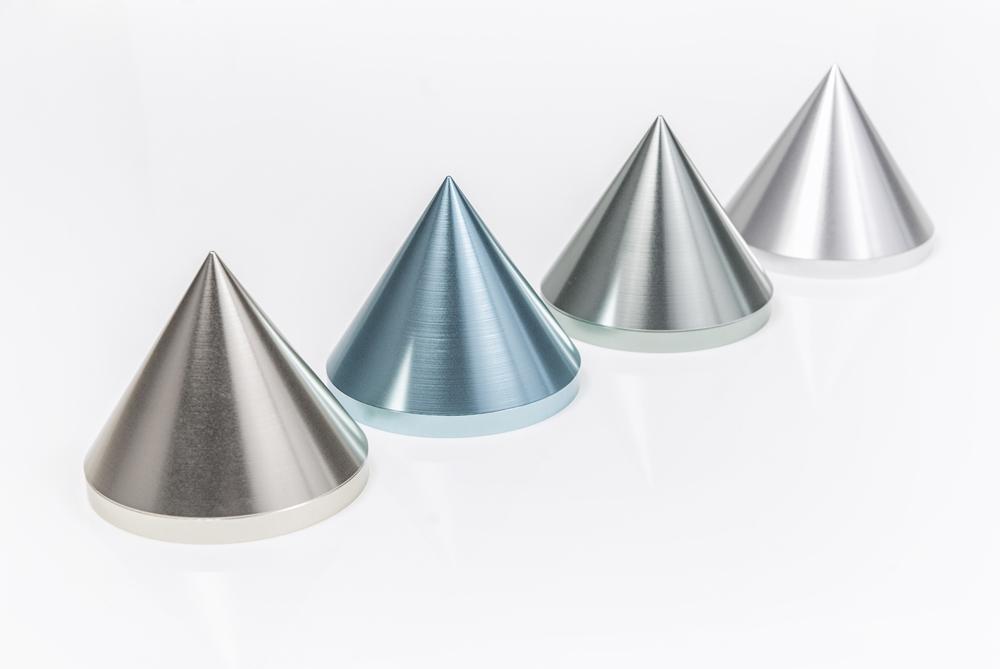cones alignes